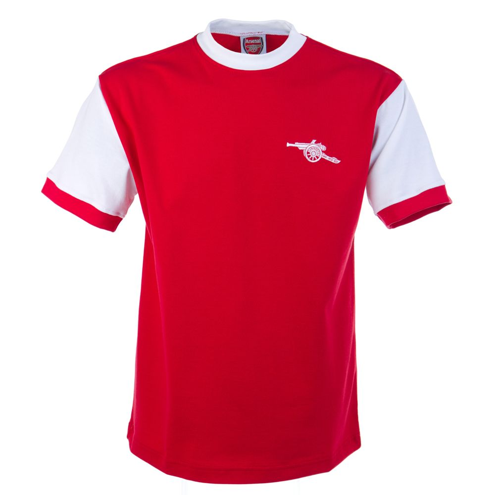This is arsenal s old jersey design and i really like this as its simple  but still is affective and stands out. I also like it as it uses only two  colours ... 2d1ed45ebb76d