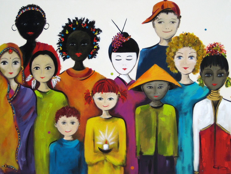 UNDERSTANDING:Children of the World