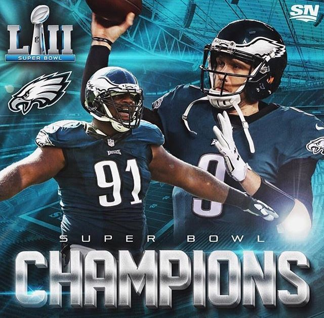 have the eagles ever been to the superbowl