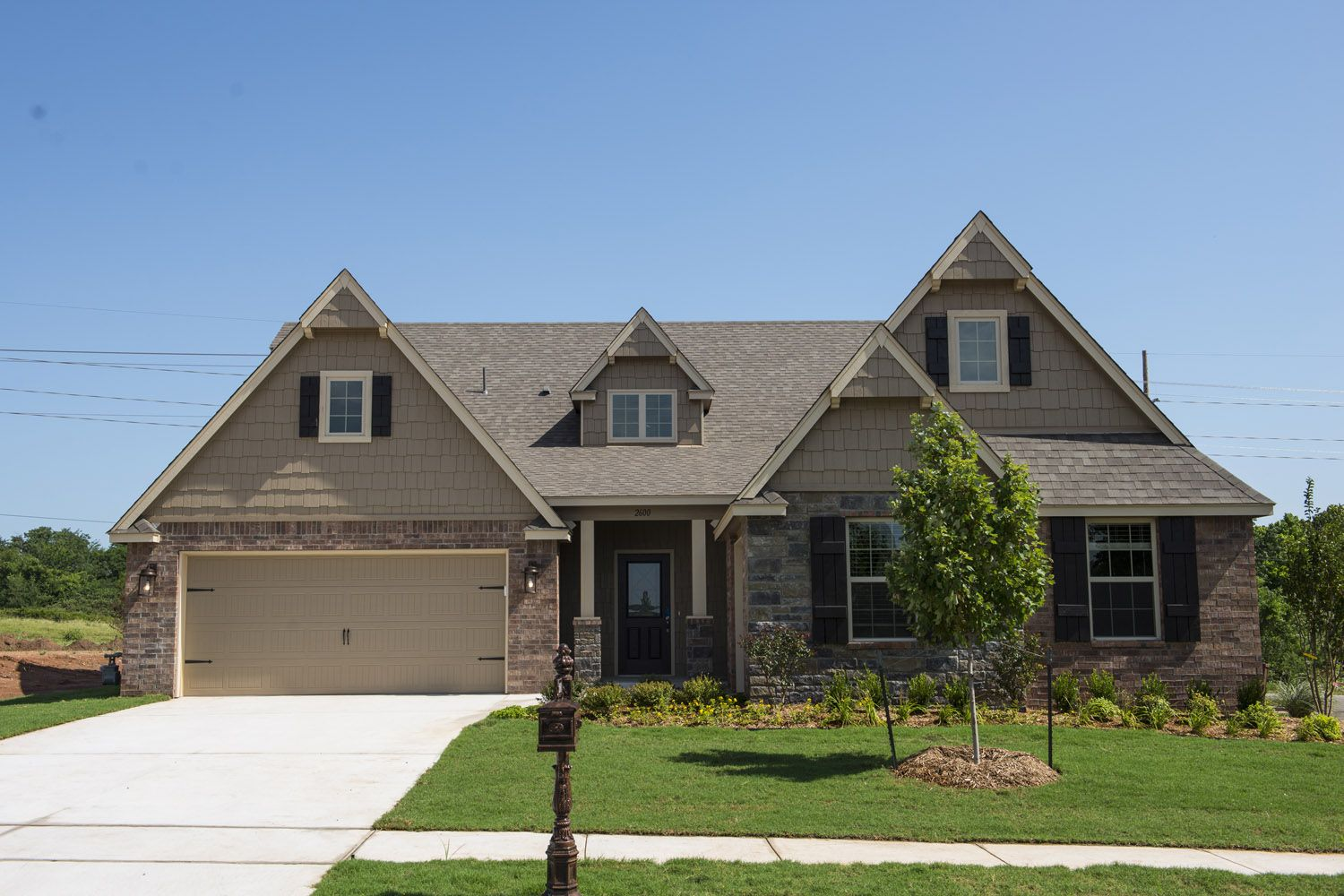Simmons Homes Bailey Plan Broken Arrow Ok Home Will Be Auctioned On August 7 As A Fundraiser For Make Wish Oklahoma
