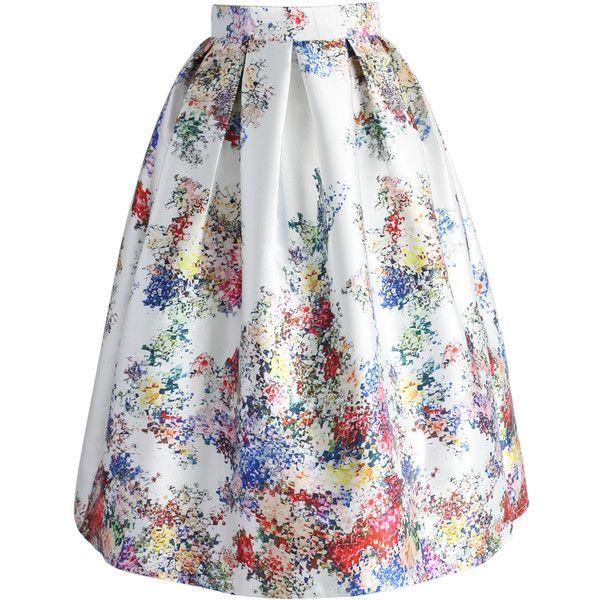 Skirt floral — 15