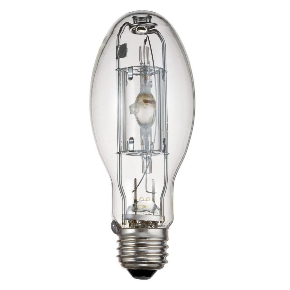 50 Watt A17 Metal Halide Replacement Halogen Light Bulb Light