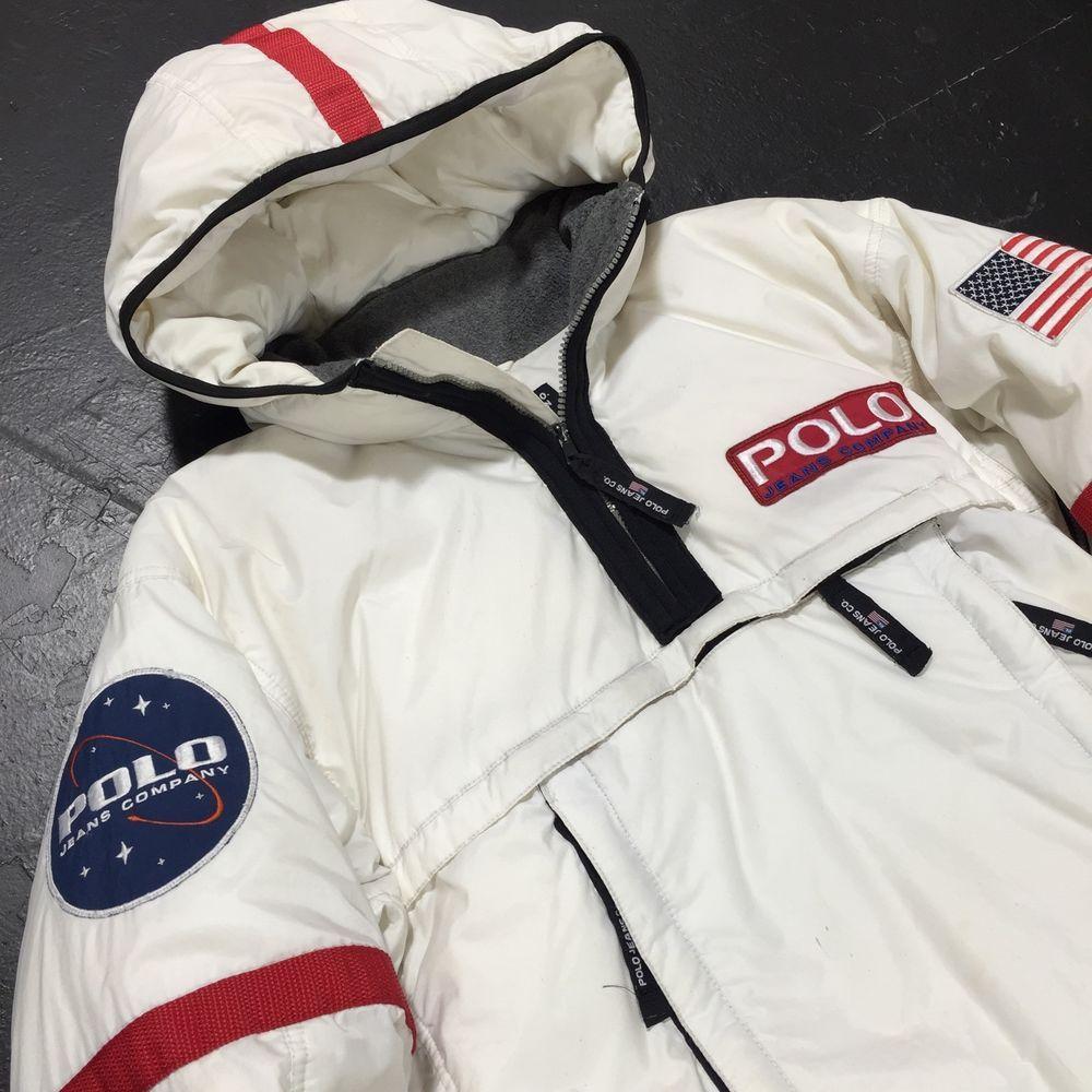Rare vintage polo jeans co ralph lauren jacket nasa space astronaut rare vintage polo jeans co ralph lauren jacket nasa space astronaut original 90s gumiabroncs Images