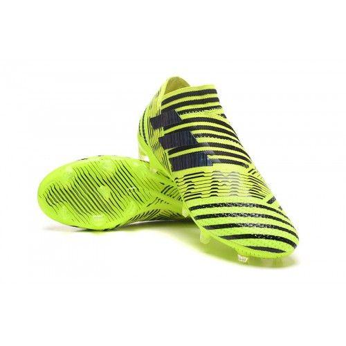 best website e5da7 d04ff Adidas Nemeziz 17 360 Agility FG Fotbollsskor Gul Svart