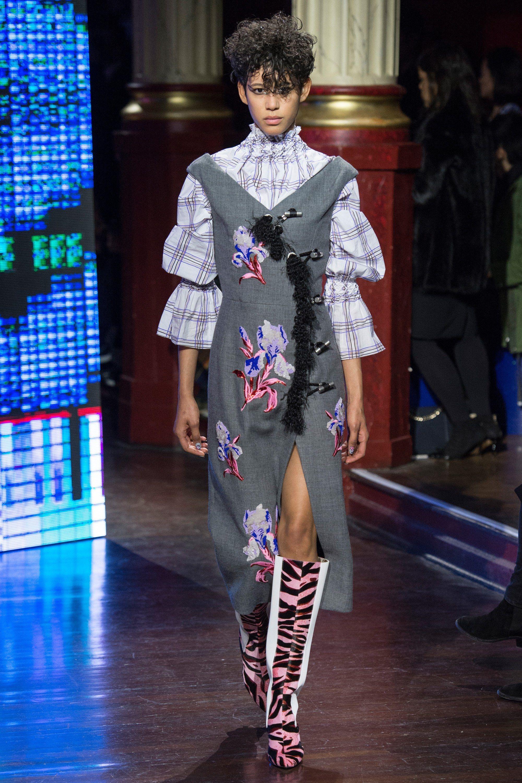 Kenzo Fall 2016 Ready-to-Wear Fashion Show - Dilone