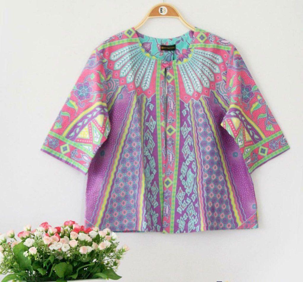 Blazer Designs, Batik Blazer, Batik