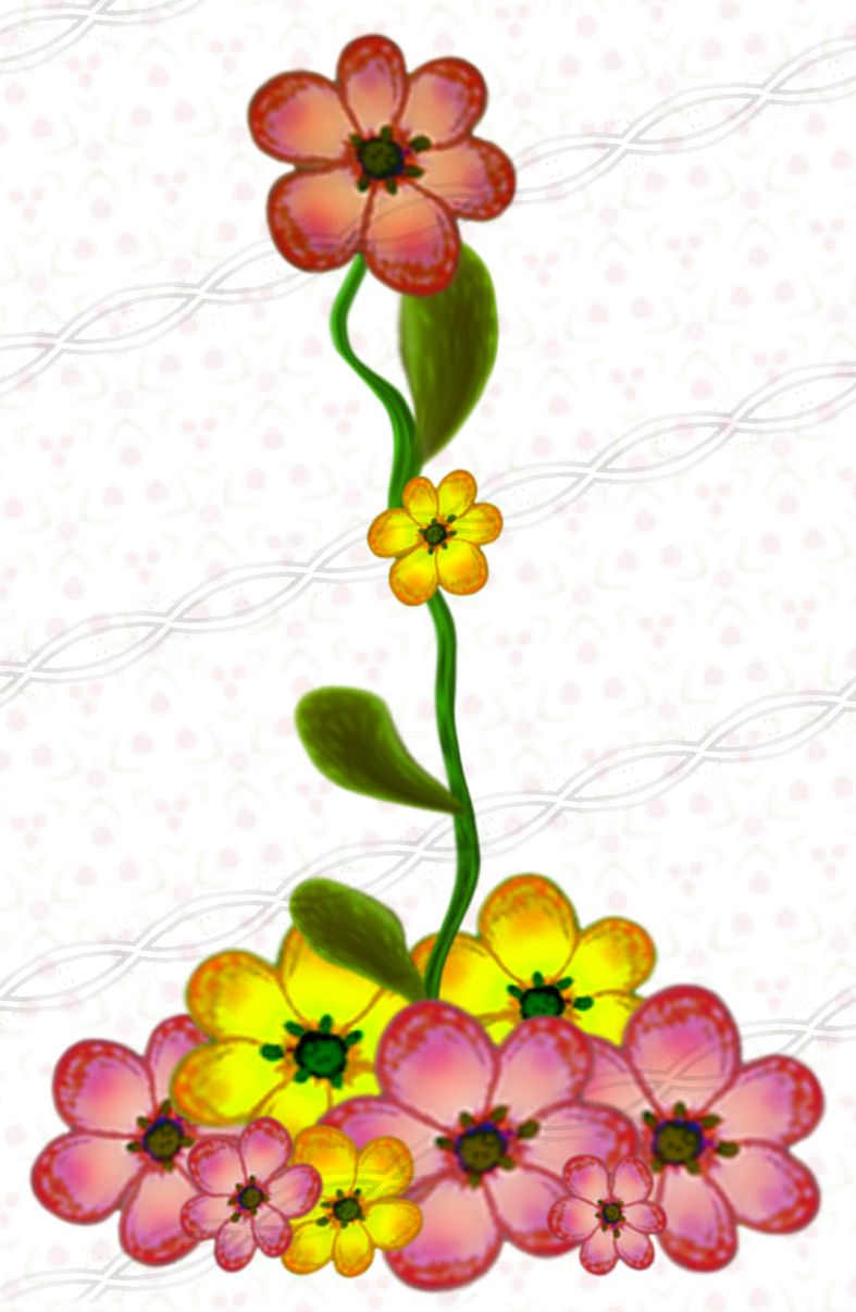 Pin By On Png Plants Vector Bouquet Pinterest