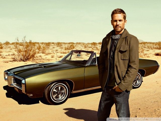 Celebrity Paul Walker Wallpaper