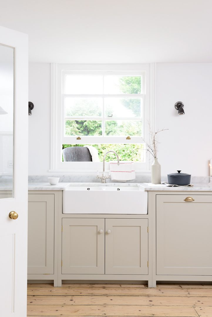 deVOL shaker style cabinets | house build ideas | Pinterest