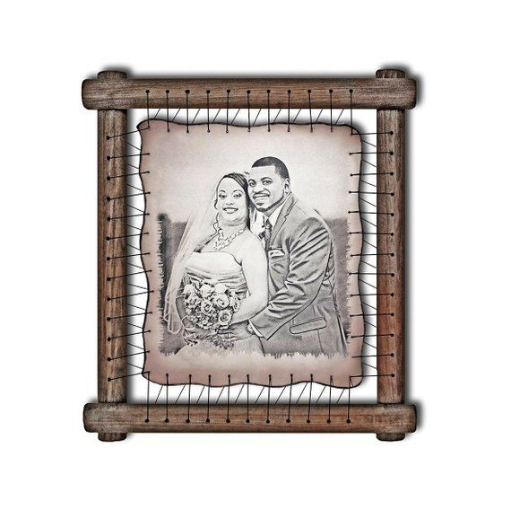 Leather Wedding Anniversary Gift Ideas: 6 Year Anniversary Gift For Her - RARE Pyrograp…