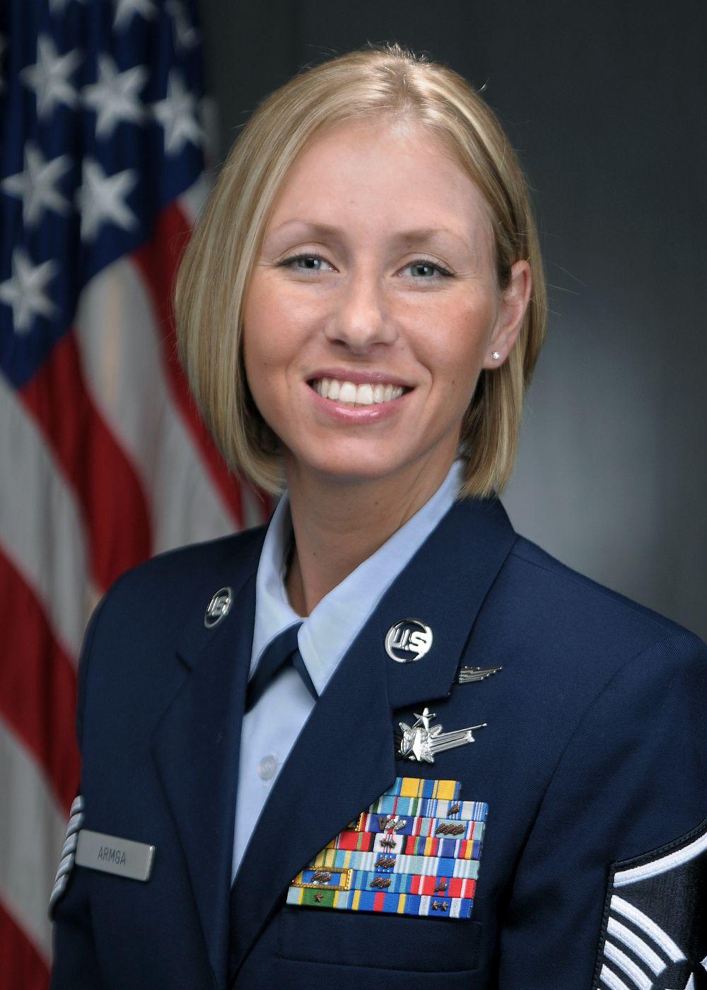 Air force ass female