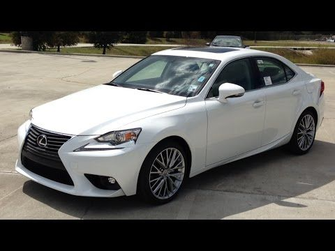 2015 Lexus IS 250 Sport Sedan Review and Video