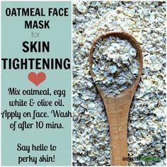 Photo of DIY Homemade Oatmeal Face Mask Recipes