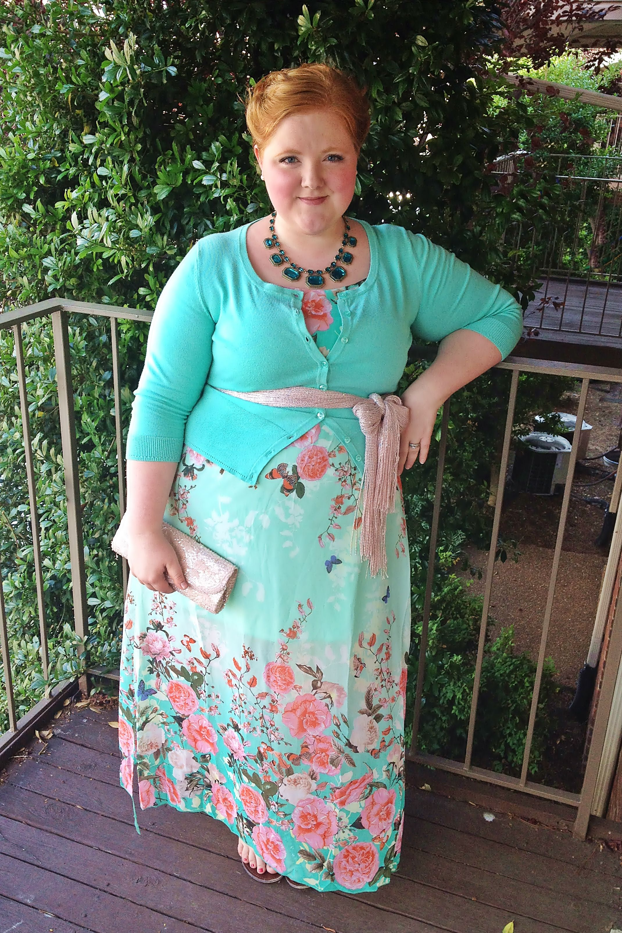 Dressing for a Wedding Weekend (With Yours Clothing | Pastel maxi ...