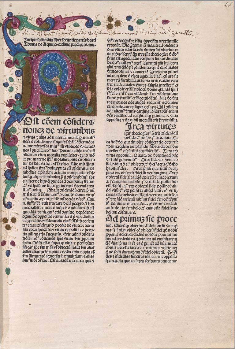 Summa Theologica Aquinas Good Books Favorite Books Books