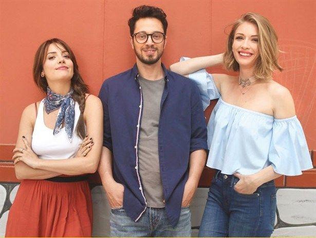 Murat Boz Irem Sak Ve Yasemin Allen Ayni Filmde Moda Film Erkek Saci
