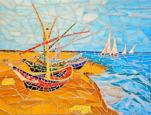 Dit kunstwerk doet mee in de Van Gogh Wedstrijd van AVROTROS. Bekijk dit kunstwerk en alle andere via http://web.avrotros.nl/cultuur/kunst/overview/vangogh