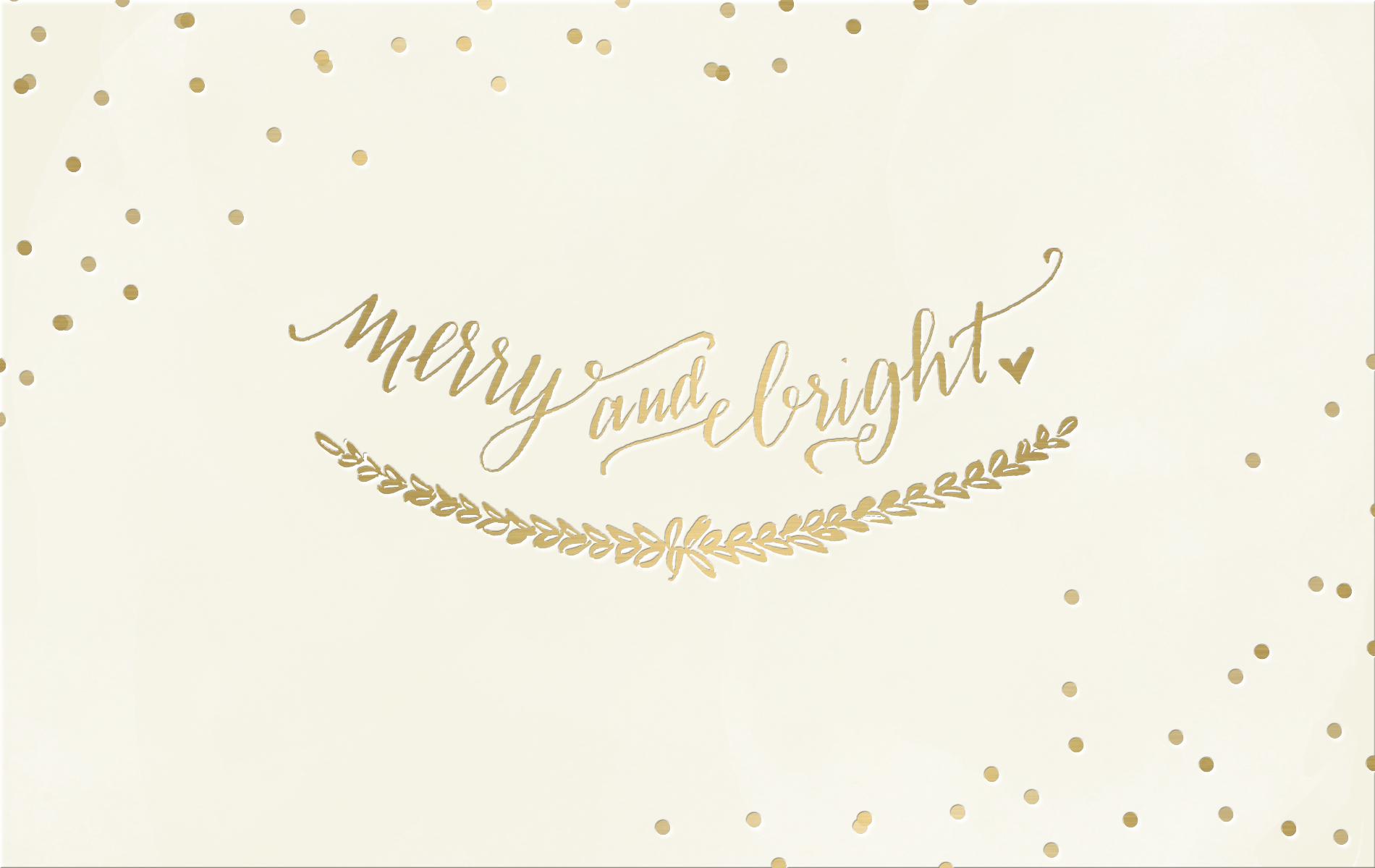 Desktop Christmas Quotes Wallpaper