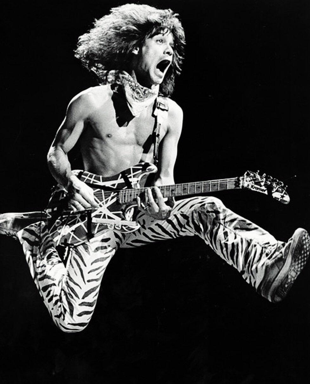 Aquarius Eddie Van Halen Eddie Van Halen Van Halen Halen
