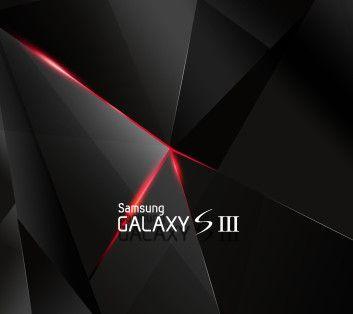 Samsung galaxy s3 logo wallpaper
