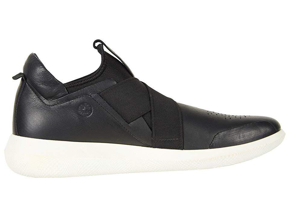 ECCO Scinapse Band Men's Shoes BlackBlack | Shoes, Sneakers