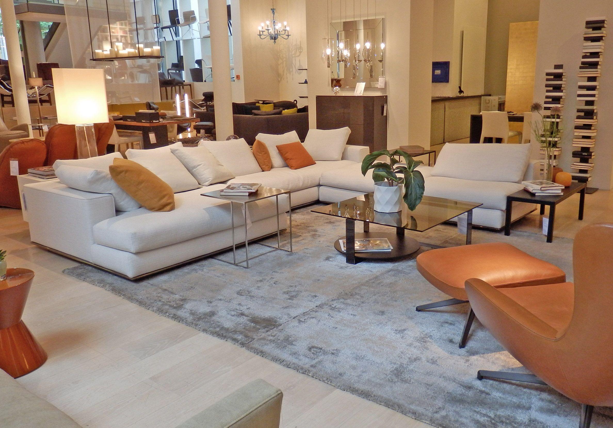 Sofa Powell Sessel Denny Lounge Beistelltisch Cesar Hocker Davis