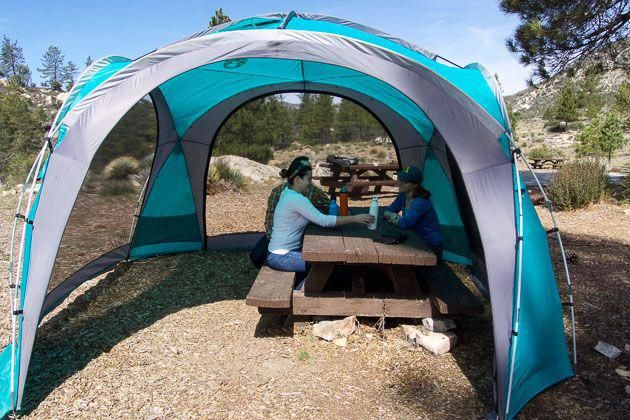 canopy tent coleman mountain view 12x12 screendome shelter #C&ingTentsIdeas & canopy tent coleman mountain view 12x12 screendome shelter ...