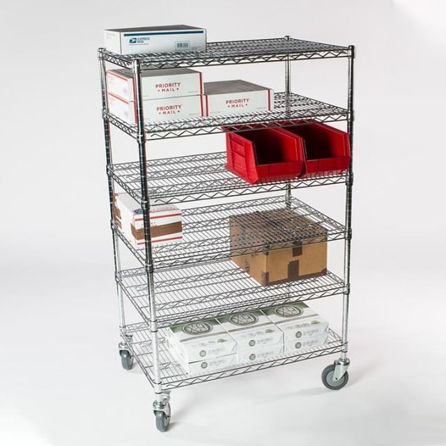 Mobile shelving units for all your storage needs! Shop our ...