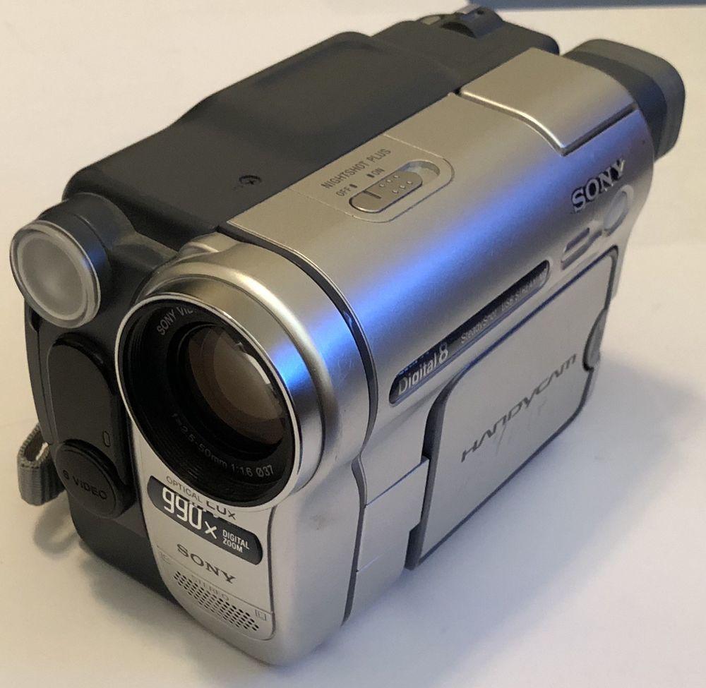 Sony Digital Handycam DCR-VX1000E Mini-DV PAL