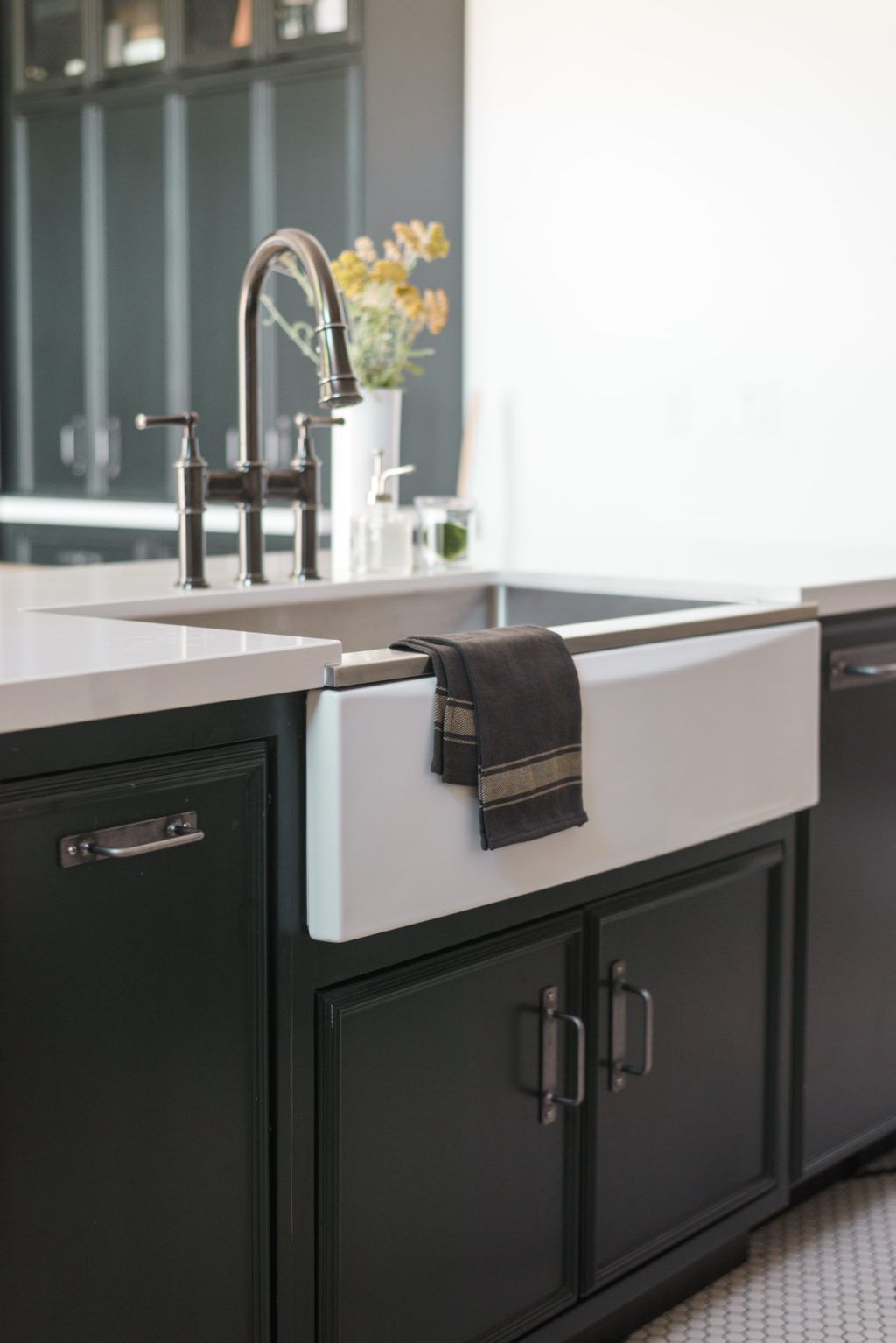 The Kitchen Sink That You Can Change On