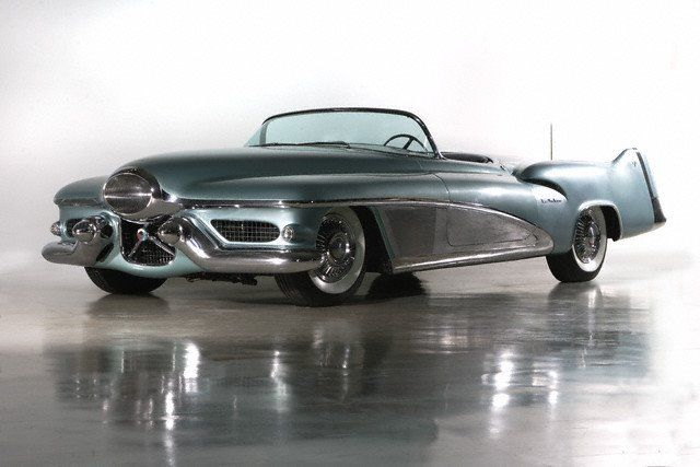 Harley Earl's 1951 Le Sabre concept car