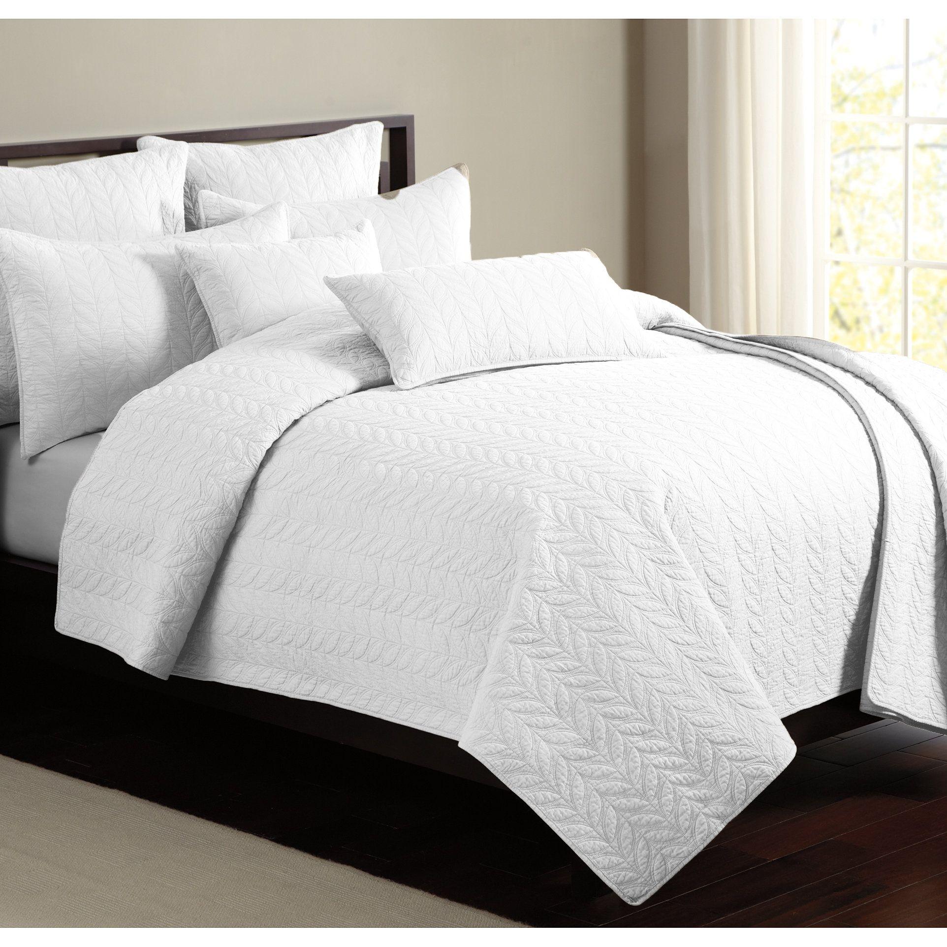 Caitlin 100% Cotton Quilt Set