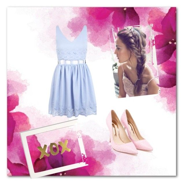 Untitled #2 by nikolett-bocskor on Polyvore featuring polyvore, fashion, style, Miss Selfridge and Sophia Webster