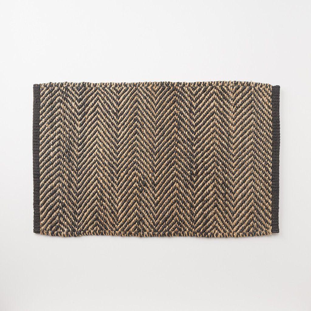 Woven Hemp Door Mat Door mat, Rugs, Entry mats