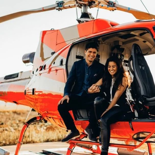 Caila Quinn | Helicopter Tours | Boston Tours | Sky tours of
