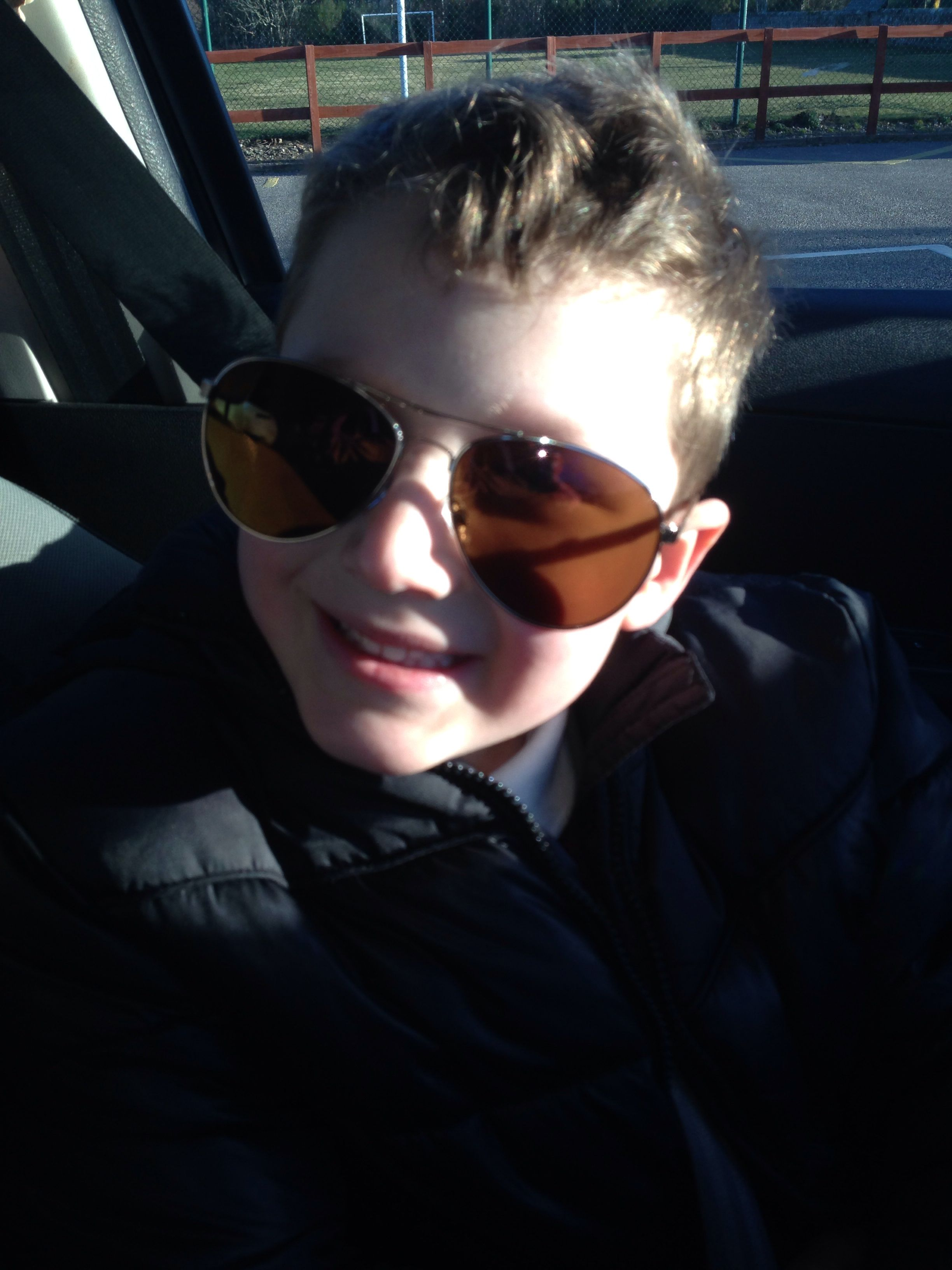 The cool kid