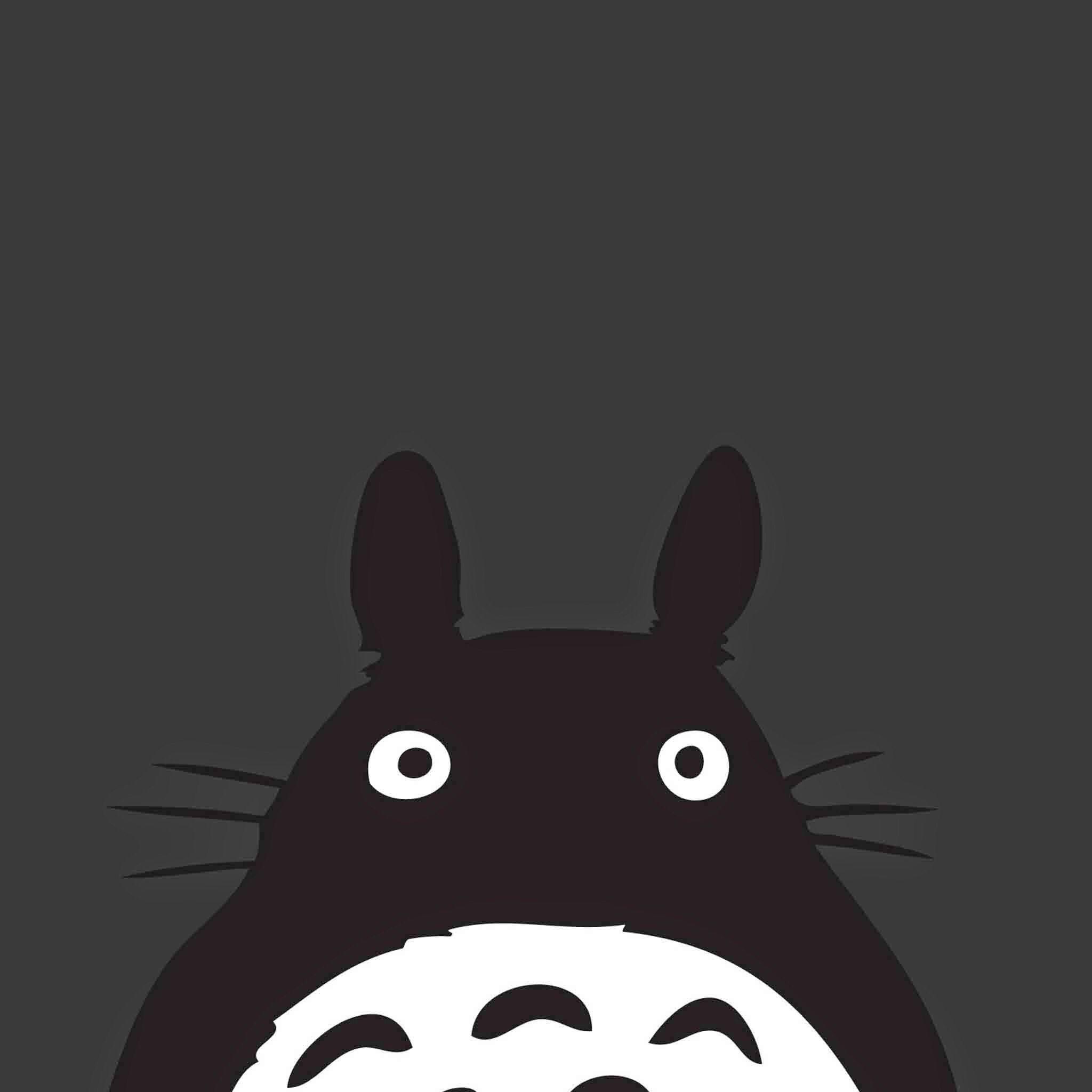 Totoro wallpaper Android wallpaper anime, Totoro