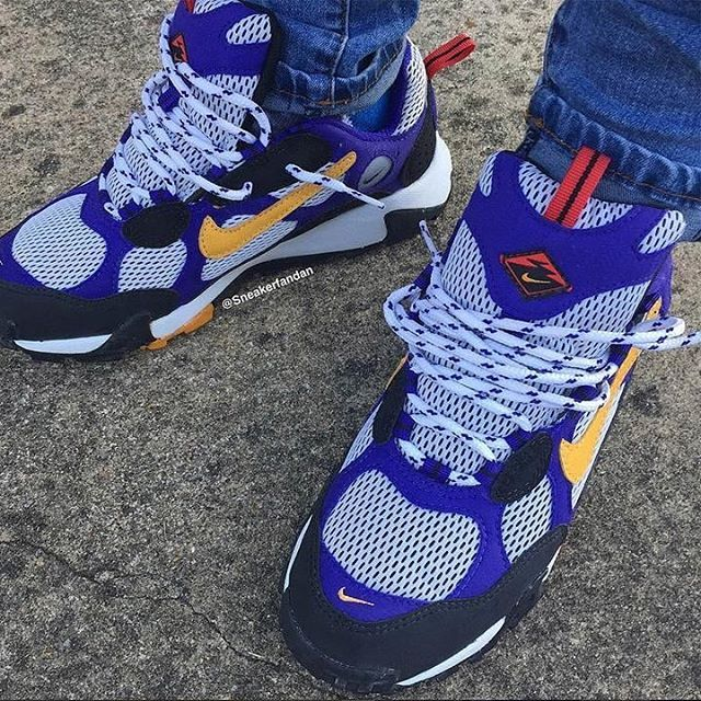 f4b1d4d049c1  sneakerfandan takes it back to 1998 with the Nike Air Zoom Terra Albis via  SNEAKER FREAKER MAGAZINE OFFICIAL INSTAGRAM - Fashion Advertising Culture  Beauty ...