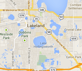 Frank Lloyd Wright Architecture in Central Florida
