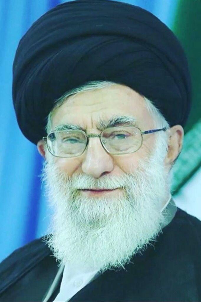 Supreme Leader Of The Islamic Republic Of Iran Ayatollah