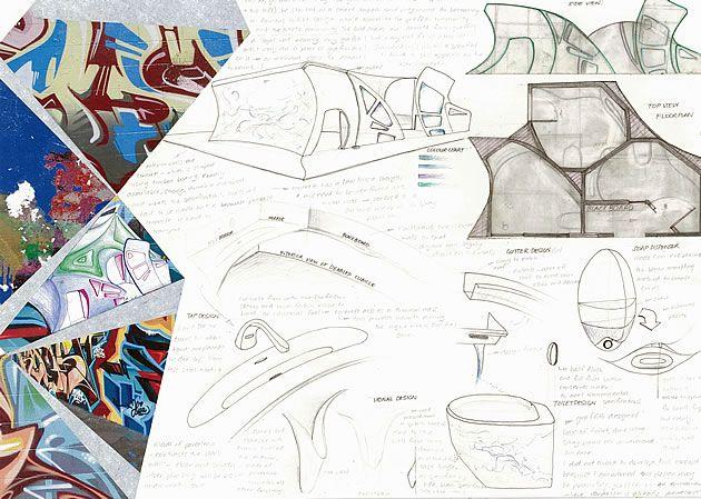 Sculpture and 3D Design Sketchbooks – 20 Creative examples ...