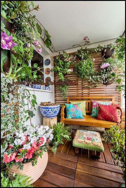 Photo of 46 Unique Ways To Decorate Your Small Garden