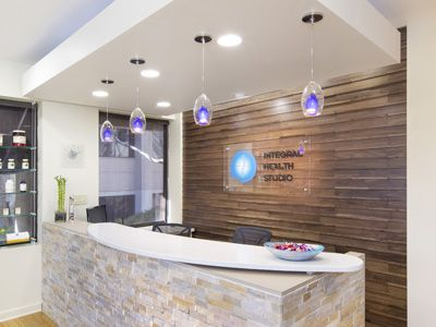 Custom Chiropractic Office Design Portfolio Architecture