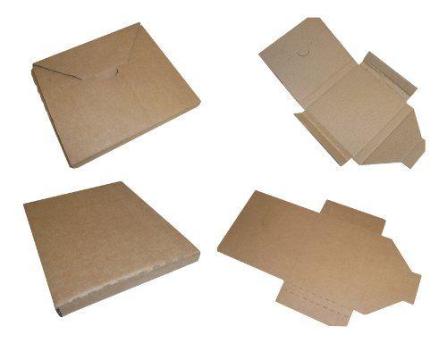 50 x pip cd mailers postal boxes packaging cardboard. Black Bedroom Furniture Sets. Home Design Ideas