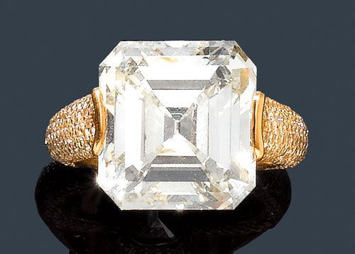 Diamant ring zurich