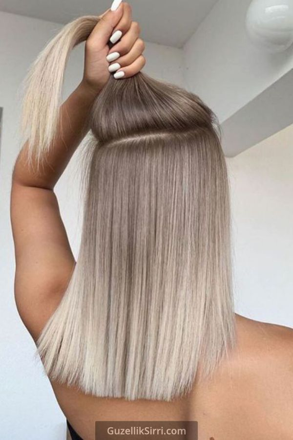 50 Ombre Hair Color Ideas For 2020 Muhtesem Sac Sik Sac
