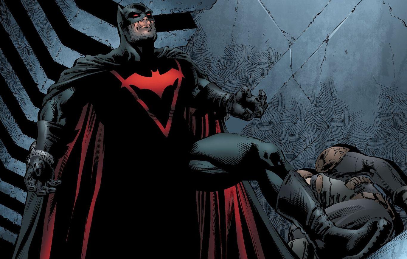 Dark Knight: Good Vs. Evil