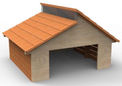 m hroboter bosscom 20285224 bosscom robot home 1 robotic lawnmower garage universal holz holz. Black Bedroom Furniture Sets. Home Design Ideas