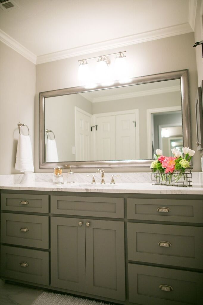 Bathroom Remodels Fixer Upper 2e4af80216b5bed65308abe82db3f40f--painted-bathroom-vanities-master