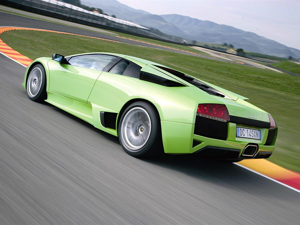 price green lamborghini aventador lime